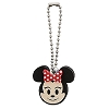 Disney Keychain - Two Faces Emoji Minnie Mouse