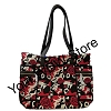 Disney Vera Bradley Bag - Painted Rose Alice Iconic Vera Tote