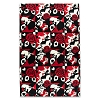 Disney Vera Bradley Blanket - Painted Rose Alice in Wonderland