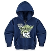 Disney Boys Hoodie - Star Wars Yoda Patience