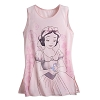 Disney Tank Tee for Women Shirt - Snow White - Rhinestones Water-Color