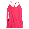 Disney runDisney Tank Top - Performance Double Back for Women - Pink