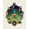 Disney Postcard - Some Imagination by Jerrod Maruyama