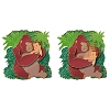 Disney Love Is An Adventure Pin - Love Is Acceptance - Tarzan and Kala