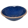 Disney Bowl - Mickey Icon - Blue and Tan