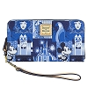 Disney Dooney & Bourke Wallet - Magic Kingdom 45th Anniversary