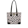 Disney Dooney & Bourke Bag - Disney Princess Keys Shopper Tote