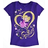 Disney Girls Shirt - Epcot Germany Rapunzel Tee