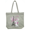 Disney Tote Bag - Epcot France Pavilion - Marie Dreaming of Paris