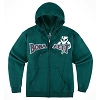 Disney ADULT Hoodie - Star Wars Boba Fett Zip Up Jacket
