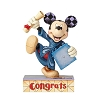 Disney Traditions by Jim Shore - Graduation Mickey - Congrats!