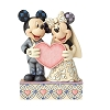 Disney Traditions by Jim Shore - Wedding Mickey and Minnie
