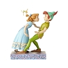 Disney Traditions by Jim Shore - Peter Pan, Wendy & Tinker Bell
