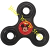 Disney Hand Spinner Toy - Fidget Spinnerz - Mickey Mouse Red & Black