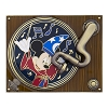 Disney Quarterly Collection Pin - Magical Melodies - Sorcerer Mickey