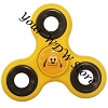 Disney Hand Spinner Toy - Fidget Spinnerz - Pluto Yellow