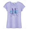Disney Girls Shirt - Frozen Ever After Anna & Elsa Tee