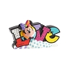 Disney Britto Figurine - Minnie LOVE
