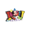 Disney Britto Figurine - Mickey LOVE