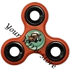 Disney Hand Spinner Toy - Fidget Spinnerz - CARS 3 - Tow Mater