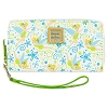 Disney Dooney & Bourke - Tinker Bell Floral Wallet