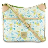 Disney Dooney & Bourke - Tinker Bell Floral Crossbody Bag