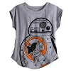 Disney Tank Tee for Women Shirt - BB-8 Star Wars Bling Tee