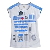 Disney Boutique Women's Top - Star Wars - R2-D2 Costume Tank Tee