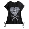 Disney Tee for Women Shirt - Pirates of the Caribbean Fashion Tee