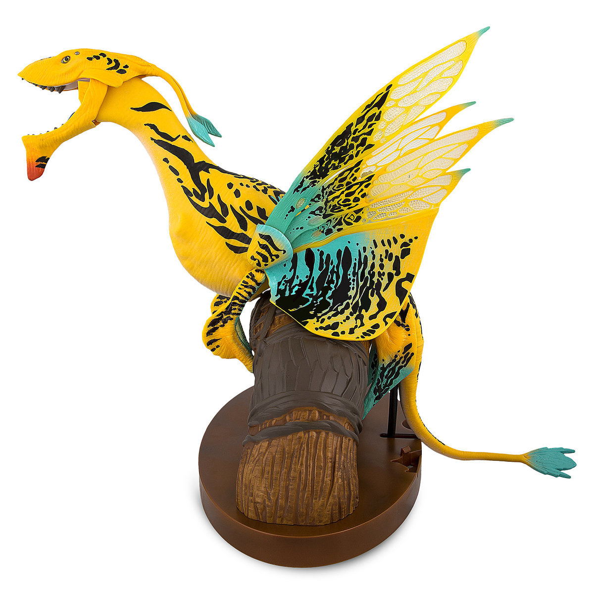 Avatar 2 Toys: Yellow Body With Green Accents