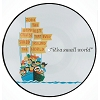 Disney Vinyl Record - Songs from ''it's a small world''