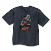 Disney Child Shirt - Pirates of the Caribbean Mickey Mouse Tee - Boys
