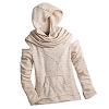 Disney LADIES Hoodie - Star Wars Rey Costume - Her Universe