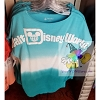 Disney Adult Shirt - Walt Disney World Spirit Jersey - Ombre Teal