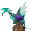 Disney AVATAR Banshee - Green Body with Purple Accents