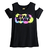 Disney Tee for Women Shirt - Star Wars Logo Fashion Tee
