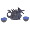 Disney Tea Pot Set - Malificent - Dragon