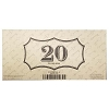 Universal Dollars - Gringotts Wizarding Bank - 20 Dollar Note