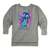 Disney Child Shirt - Stitch Sequin Top for Girls