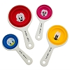 Disney Measuring Cups Set - Mickey Mouse and Friends Collapsible