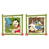 Disney Food & Wine Festival Pin - 2017 Festival Logo Pin - Lilo and Stitch