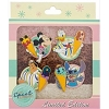 Disney Food & Wine Festival Box Pin Set - Ice Cream
