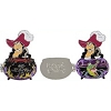 Disney Pin - 2017 Mickey's Halloween Party - Captain Hook