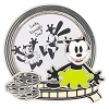 Disney Oswald Pin - 90th Anniversary - Ortensia Lucky Number One