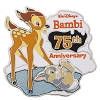 Disney Bambi Pin - 75th Anniversary - Bambi & Thumper