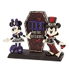 Disney Halloween Figure - Mickey and Minnie Mouse Halloween Countdown