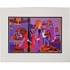 Disney Deluxe Artist Print - Scoundrels and Skeletons Part I by Shag