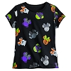 Disney Child Shirt - Minnie Mouse Icon Halloween Tee for Girls