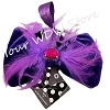 Disney Ears Headband - The Emperor's New Groove - Yzma Bow
