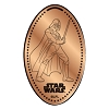 Disney Pressed Penny - Star Wars - Darth Vader